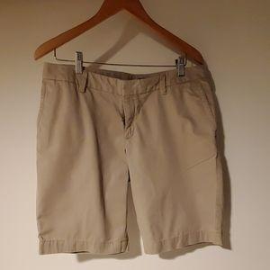 Gap sz 14 khaki shorts